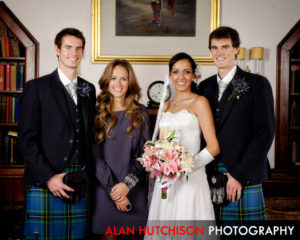 The Wedding of Jamie and Alejandra Murray - © Alan Hutchison Photography - All rights reserved