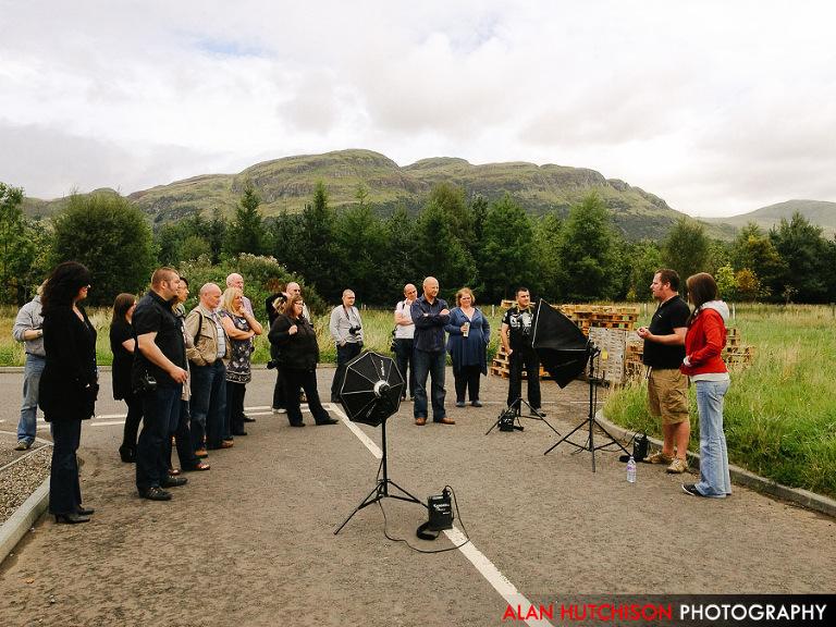 Photography Training Scotland