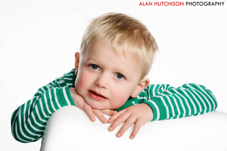 Portrait Photography Studio in Stirling