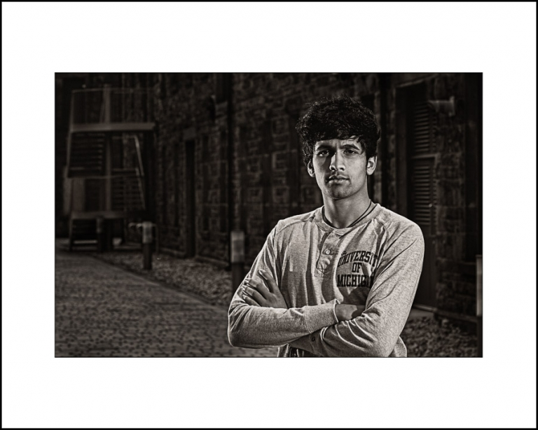 Portrait Photographer Stirling - Alan Hutchison Photography