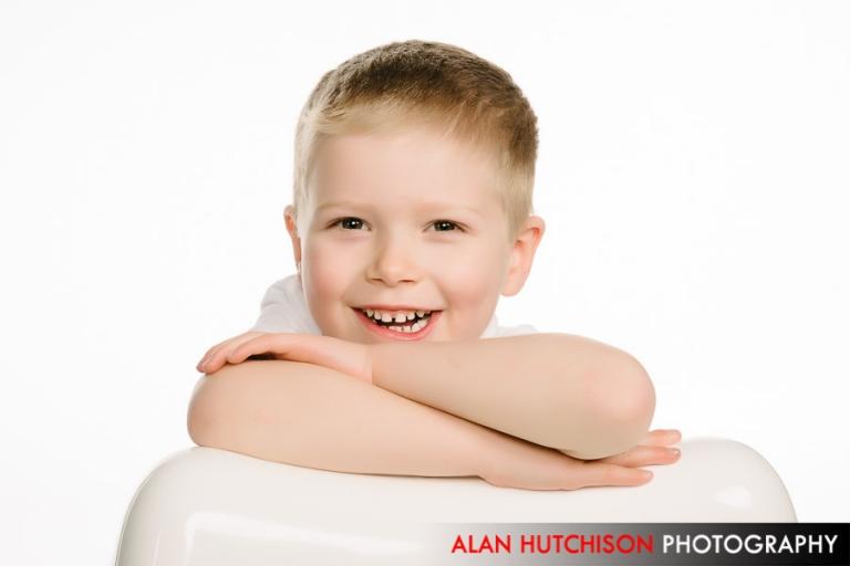 Stirling Family Portrait Studio - Alan Hutchison Photography